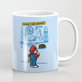 Weapon of Choice Coffee Mug