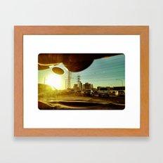 The 101 Framed Art Print