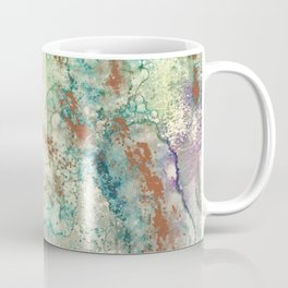 Copper Splash Coffee Mug