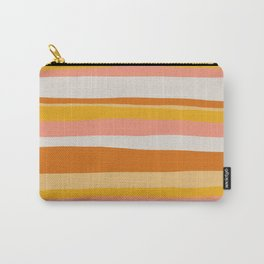 sedona, desert stripes Carry-All Pouch