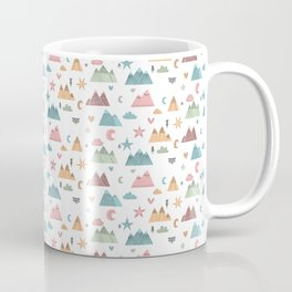 Moutains Coffee Mug