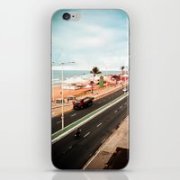 brazil iPhone & iPod Skins featuring Salvador / Brazil by Mauricio Santana