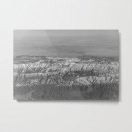 The Great Rockies Metal Print