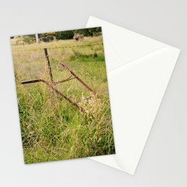 Mower Stationery Cards