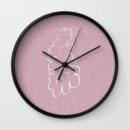 Thinking bubble Wall Clock