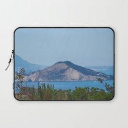 Panorama of Naples Laptop Sleeve