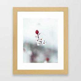 Spring Feel Framed Art Print