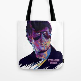 SYLVESTER STALLONE: BAD ACTORS Tote Bag