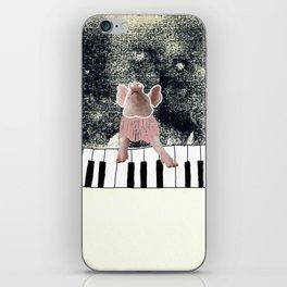The three little pigs (ANALOG zine) iPhone Skin