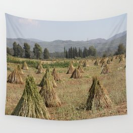 Sesame Wall Tapestry