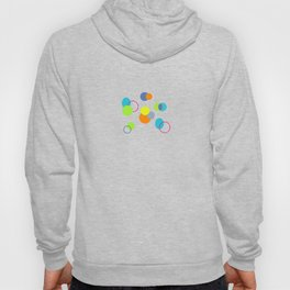 Candies Pattern Hoody