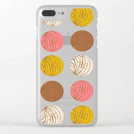 Conchas Clear iPhone Case