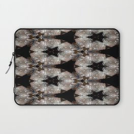Concave Stature Pattern 10 Laptop Sleeve