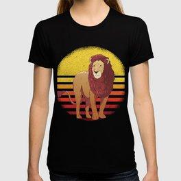 Lion Gifts T-shirt