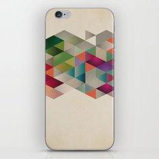 contemporary design iPhone & iPod Skin