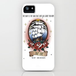 True love iPhone Case