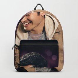 Movie Last Christmas Emilia Clarke Henry Golding Backpack