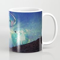 ballet Mugs featuring Ballet by Cs025