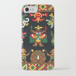 Inca iPhone Case