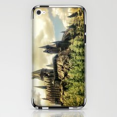 Hogwarts School of Witchcraft and Wizadry  iPhone & iPod Skin