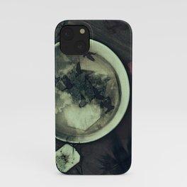 Tea & Ravens iPhone Case