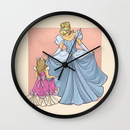 Have Faith in Your Dreams Wall Clock