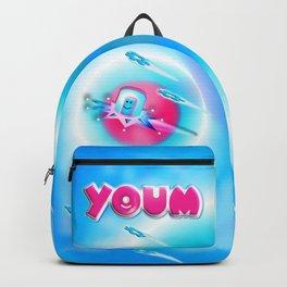 Youm Pink Sky 2 Backpack