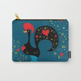 Good Luck Rooster of Barcelos Carry-All Pouch