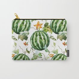 Melon Pattern 05 Carry-All Pouch