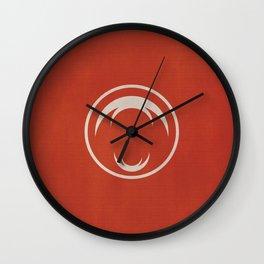 Circle Geometric Wall Clock