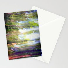 Sun shower in the Fairy Forest Stationery Cards