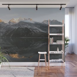 Mirror Mountains - Landscape Photography Wall Mural