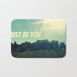 and nothing else Bath Mat