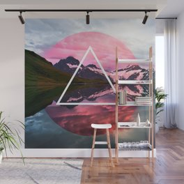 Wanderlust Lake Wall Mural