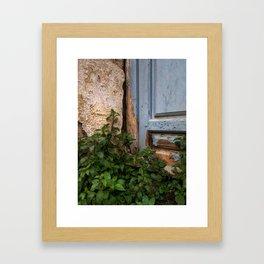 025 Framed Art Print