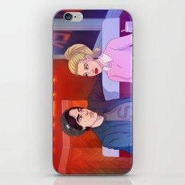 Dynamic Duo iPhone Skin