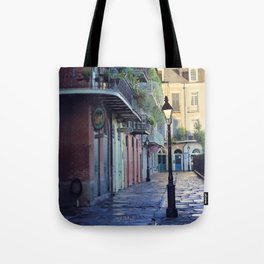 New Orleans - Dawns Early Light Tote Bag