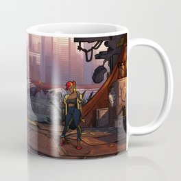 Streets of Rage 4 Coffee Mug