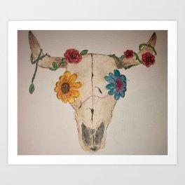 Spirit of Taurus Art Print
