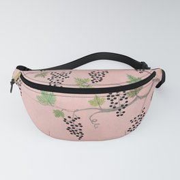 The fox and the grape Fanny Pack