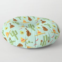 Mexican style Floor Pillow