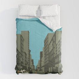 Abbey Road Reloaded Comforters