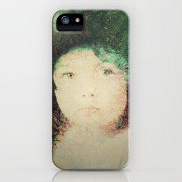 Childhood / Infancia iPhone Case