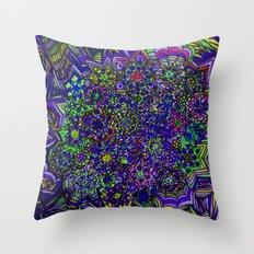Marvelous Marking Throw Pillow