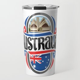 Australia Raised Me Australian Travel Mug