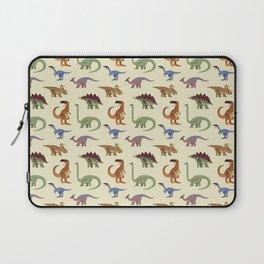 Dino Dinosaur Dinosaurs Primeval Children Pattern Laptop Sleeve
