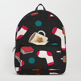 Bookworm Party Backpack