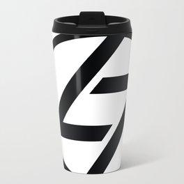 L7 Logo Metal Travel Mug