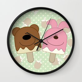 Candy bar Wall Clock