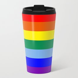 Rainbow Original Metal Travel Mug